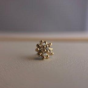 Arya-Star-Yellow-Gold-White-Topaz-Alchemy-Adornment-Obelisk-Body-Piercing-Fine-Jewelry-Renton-Washington-