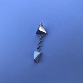 Contour-End-w-Drip-Diamond-Pupil-Hall-White-gold-Obelisk-Body-Piercing-Fine-Jewelry-Renton-Washington-