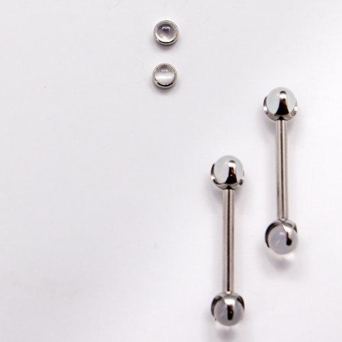 moonstone-3-white-gold-titanium-Obelisk-body-piercing-renton-wa