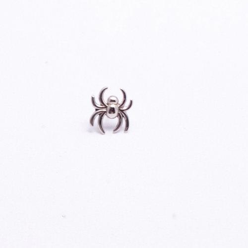 spider-white-gold-leroi-Obelisk-body-piercing-renton-wa