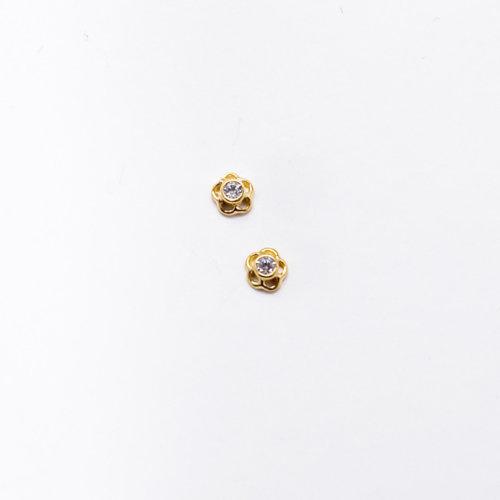 tama-anatometal-yellow-gold-Obelisk-body-piercing-renton-wa